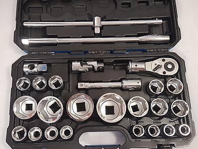 Kit  Bussole  - 3/4 - 26Pz 21-65Mm Cricchetto Con Leva - Set Camion Tir