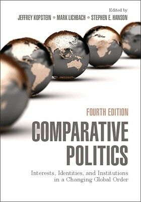 Comparative Politics: Interests, Identities, and Institutions in ...