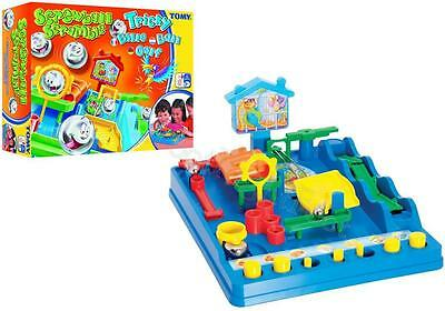 Tomy 7070 Activity Board Game Screwball Scramble Classic Toy Obstacle Course