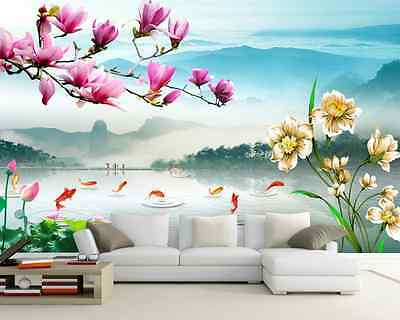Details about  /3D Beauty Green Lawn Scenery 35 Wall Paper Wall Print Decal Wall AJ Wall Paper