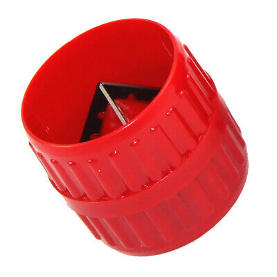 Red Deburring Tool Burrs Remover Cleaning External Tube Metal Tubes 3mm-38mm