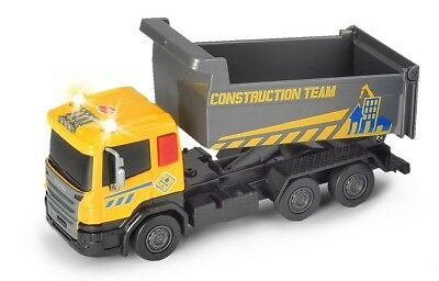 DICKIE 203722004 - CONSTRUCTION CITY BUILDER - RADLADER (ca. 15cm) - NEU