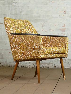 Mid 20th Century 50s 60s Cocktailsessel Sessel Stuhl chair 50er 60er Vintage