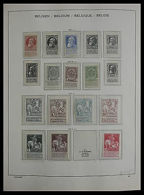 Lot 27385 Collection stamps of Belgium 1905-2002.