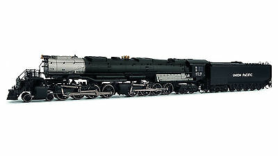 Rivarossi Union Pacific Big Boy 4018 DCC ESU LokSound HO Steam Locomotive HR2640