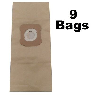 9 Vacuum Bags for Kirby Generation G3 G4 G5 G6 Ultimate Diamond Sentria