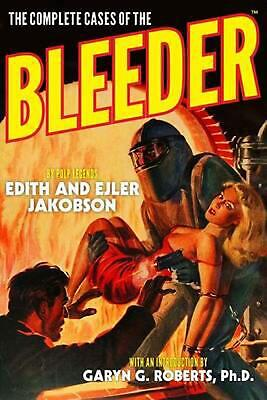 The Complete Cases of the Bleeder by Edith Jakobson (English) Paperback Book Fre