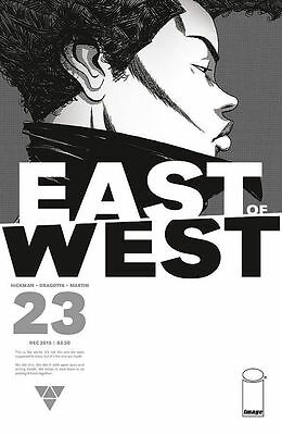 East Of West #23 (NM)`15 Hickman/ Dragotta