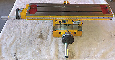 Emco Compact 5 Unimill Mill XY Table Inch Based 0701