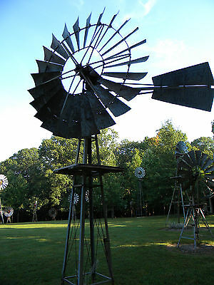 8ft Dempster #11 Windmill  w/ tower