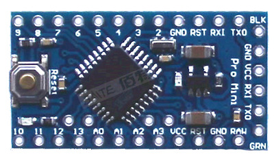Arduino Pro Mini Board with Free Headers ATMEGA328P 16MHz 5V ATMEGA328