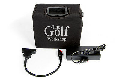 27HOLE 18AH Slim fit Lithium Golf Battery Set, perfect for PK, MotoCaddy, GoKart