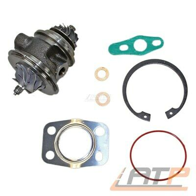 1x RUMPFGRUPPE ABGAS-TURBO-LADER CITROEN BERLINGO 1.6 HDI BJ AB 05