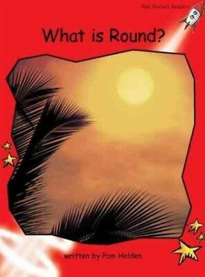 What is Round?: Level 1: Early (Red Rocket Readers: Non-fiction S...