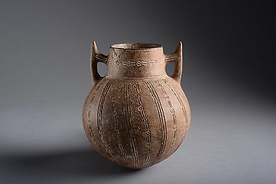 Ancient Cypriot Middle Bronze Age Bull Jug - 1900 BC