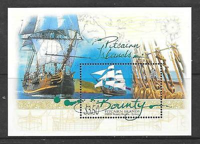 Pitcairn Islands Sgms673 2004 Hmav Bounty Replica Mnh