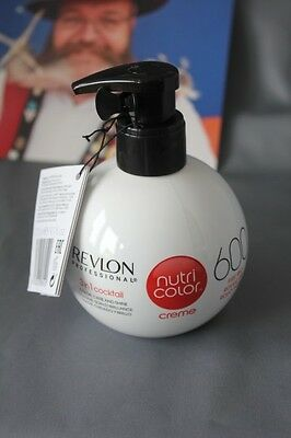 Nutri Color creme 600 Feuerrot Revlon 270 ml