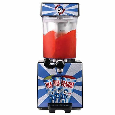 Official Slush Puppie One Litre Capacity Slushie Maker Machine With Instuctions