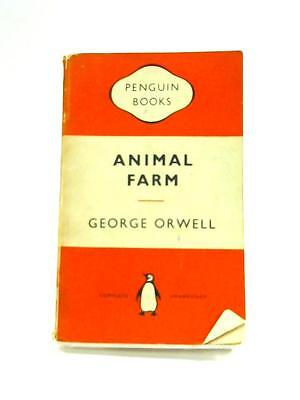 orwell animal farm why the society that Allegory and satire on animal farm by  about their suffering and struggle classless society animal farm is  animal farm is an allegorical by george orwell.