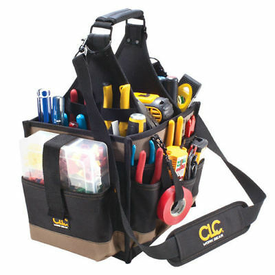 CLC 22-Pocket Large Electrical and Maintenance Tool Carrier 1528 New