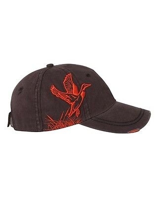 12 New Dri Duck 3D Pheasant Hats EmbroideredFree4U Unstructured LowProfile