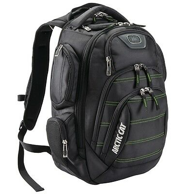 Arctic Cat OGIO Gambit Backpack With Laptop and Tablet Sleeves - Black 5262-905
