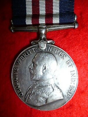 WW1 Military Medal for Gallantry to 4th Canadian Mounted Rifles, Houghton
