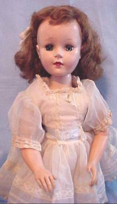 Sweet Sue Doll American Character Hard Plastic 22 in Vintage