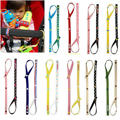 1X Toy Pendant Hook Strap Tether Baby Seat Chair Tether bottle Stroller Practica