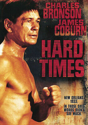 Hard Times [New DVD] Full Frame