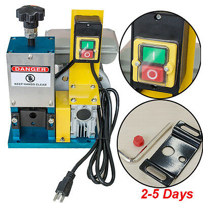 Safety Use Powered Wire Stripping Machine Motorized Cable Copper Stripper Tool