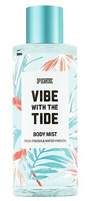Victoria's Secret PINK Vibe With The Tide Body Mist ~ 8.4 fl oz