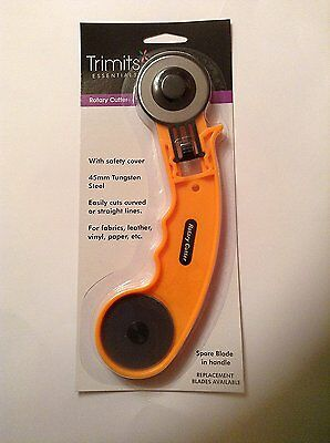 Rotary Cutter by Trimits, this cutter is a 45mm Tungsten steel cutter