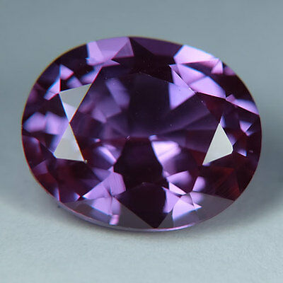 10.90ct.AWESOME RUSSIAN COLOR CHANGE ALEXANDRITE OVAL  GEMSTONE