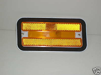 1970-81 Firebird/trans Am Front Fender Marker Lamp,lh