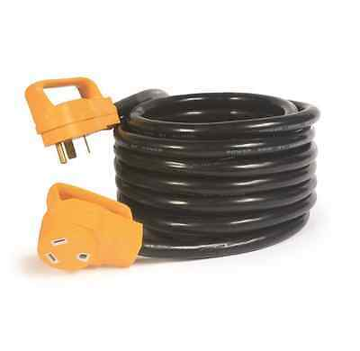 Camco EZ Grip Extension Power Cord for RV / Camper / Trailer