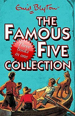 Famous Five Collection (3 Books in 1) (Famous Five Collections) New Paperback Bo
