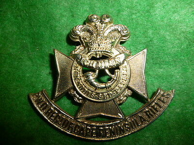 Cape Peninsula Rifles Cap Badge - South Africa