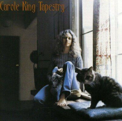 Tapestry -  CD CKVG The Fast Free Shipping