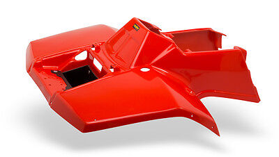 New Suzuki Ltf 300 Lt300 91 - 98 King Quad Orange Plastic Front Fender