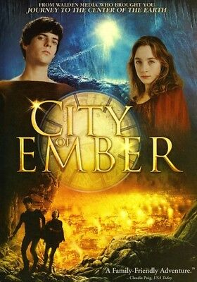 City of Ember [New DVD] Full Frame, Subtitled, Widescreen, Ac-3/Dolby Digital,