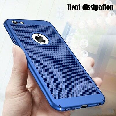 Luxury Ultra Thin Slim Bumper Hard Back Case Cover For Apple iPhone 6/7/7/8 Plus