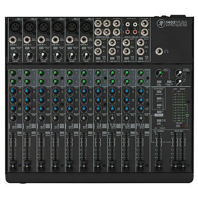 Mackie 1402VLZ4 14-Channel Compact Mixer New