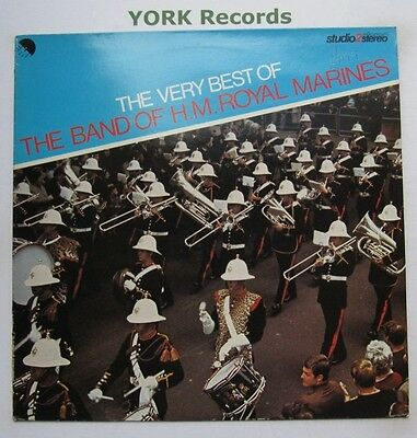 BAND OF HM ROYAL MARINES - The very Best Of .... - Ex LP Record EMI TWOX 1063