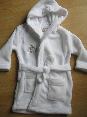 Peter Rabbit Dressing Gown - New  - 6-12 Months - See Photos