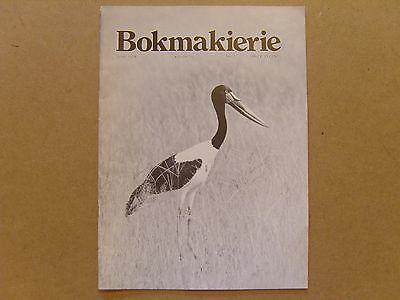 Bokmakierie Magazine - June 1974 - South African Ornithological Society