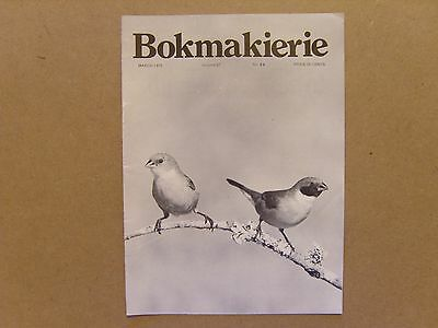 Bokmakierie Magazine - March 1975 - South African Ornithological Society