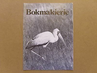 Bokmakierie Magazine - June 1976 - South African Ornithological Society