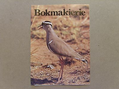 Bokmakierie Magazine - March 1979 - South African Ornithological Society
