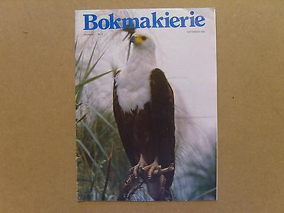 Bokmakierie Magazine - September 1980 - South African Ornithological Society